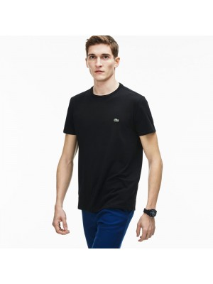 T-shirt Lacoste th6709 031 black