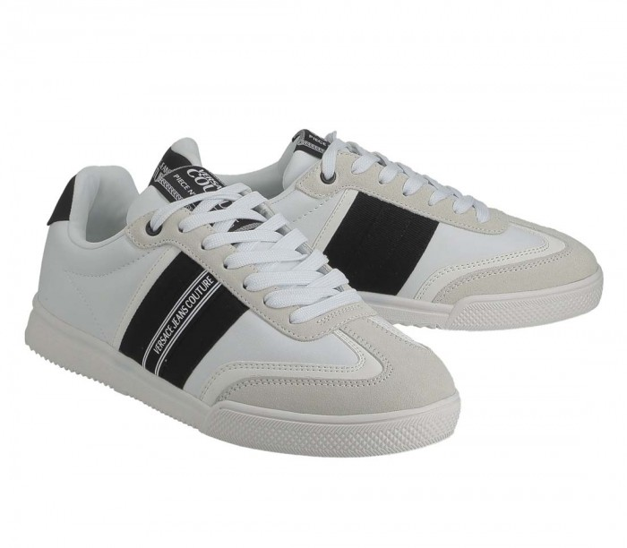 Versace Jeans Couture 71YA3SO1 White Fondo Spinner Dis.4 ZS093 003