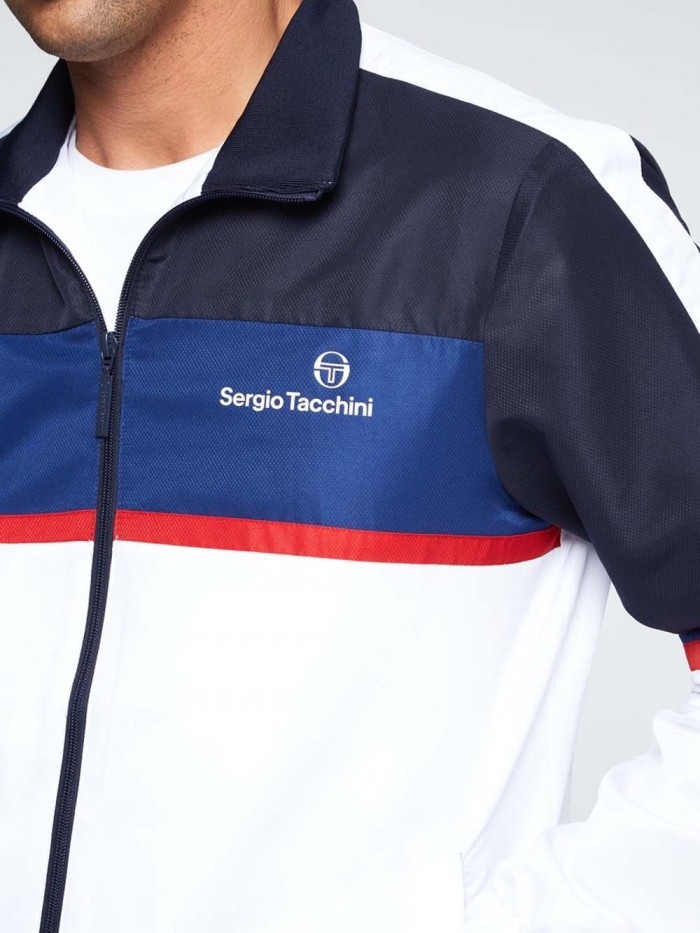 Survêtement Sergio Tacchini Nustrat 39323 203 Navy Blue