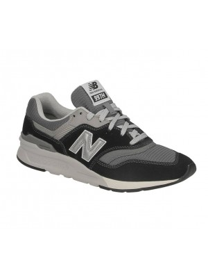 New Balance CM997 HBK 774411 69 8 black grey Suede Textile