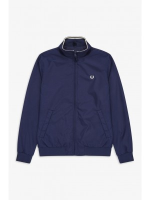 Veste Fred Perry Brentham Carbon Blue J5512 266