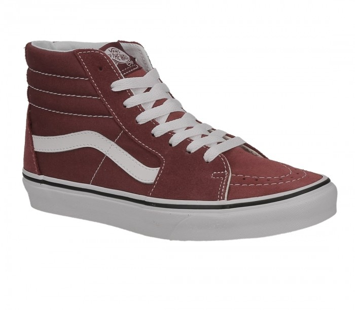 Vans SK8 HI apple butter true white bordeaux blanc VA38GEQ9S color Bordeaux