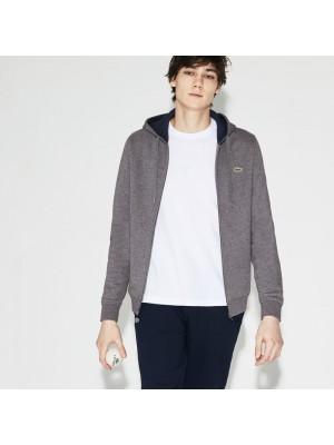 Sweatshirt Lacoste SH7609 5NY PITCH NAVY BLUE