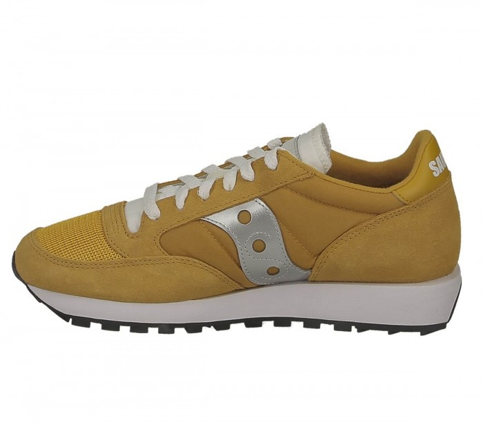 Saucony Jazz Original Vintage Yellow White Silver S60368 156
