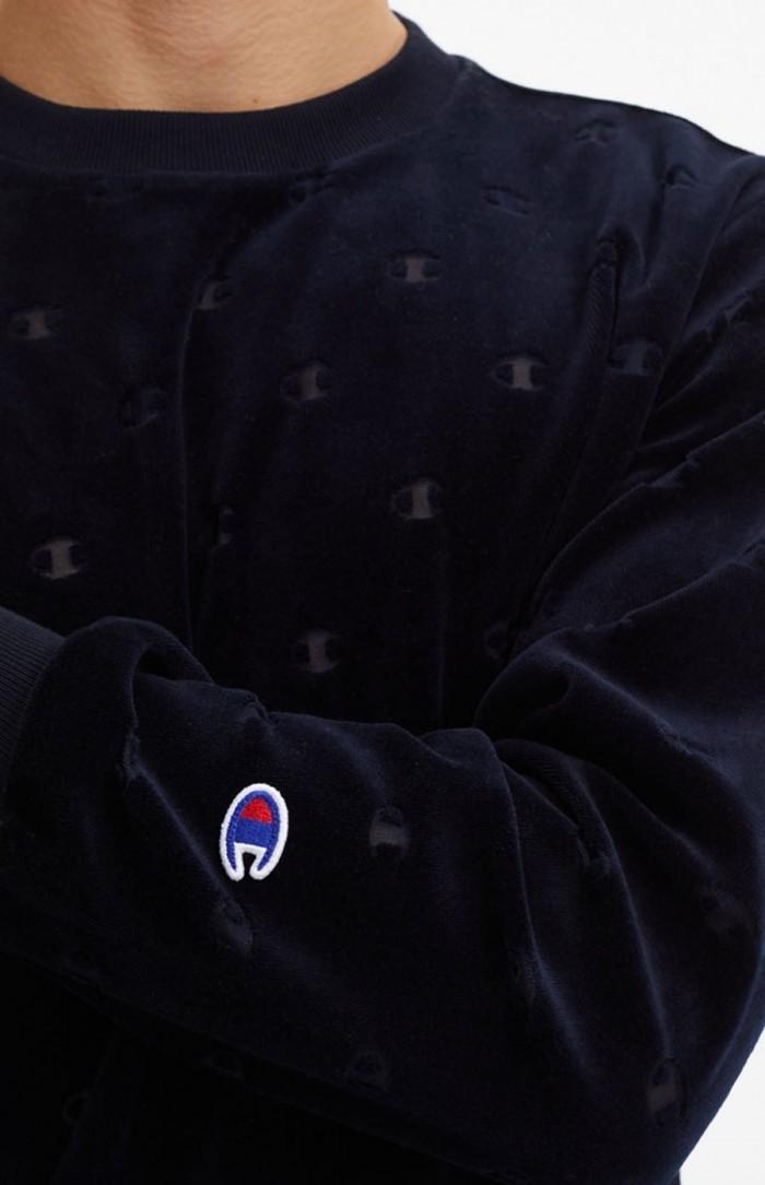 Sweatshirt champion crewneck 212398 BL501 NNY Allover FB0006