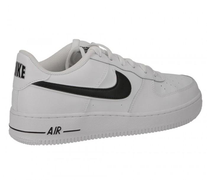Nike Air Force 1-3 Gs AV6252 100 White Black