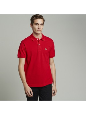 Polo Lacoste LCT 1212 240 Polo rouge