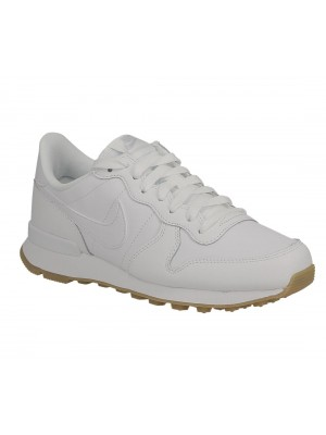 Nike WMNS Internationalist 828407 103 blanc blanc blanc