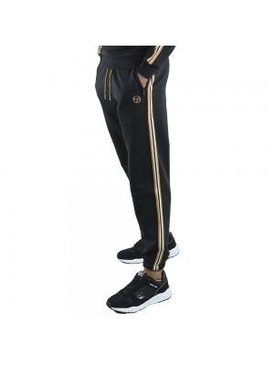 Pantalon de Survêtement Sergio Tacchini Nasti 39351 Black Gold 555