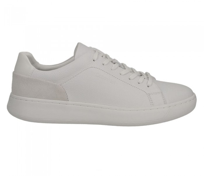Calvin Klein Fuego soft tumbled nappa calf white F1291 wht