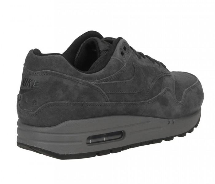 Nike Air Max 1 Premium anthracite anthracite black 875844 010 ...