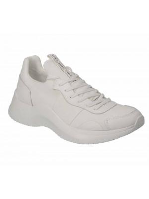 Basket Calvin Klein Uzzle White Nappa Smooth Calf F2052 100