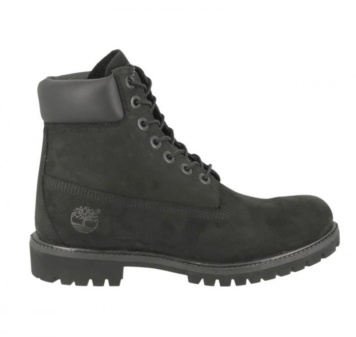 Timberland 10073 men's AF 6in prem bt black black