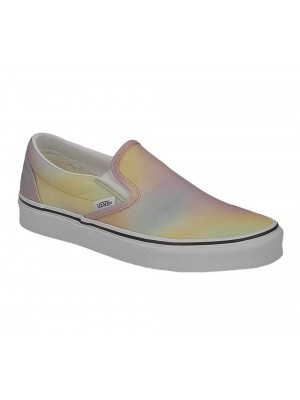 Vans Classic Slip-On Aura shift multi true white VN0A4U3BWGQ1