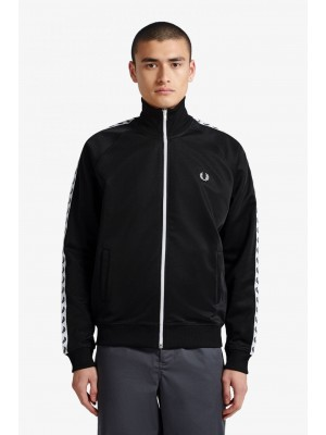 Veste de survêtement Fred Perry Black  J6231 198