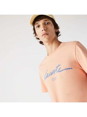 T-shirt Lacoste TH0503 HEB Ledge