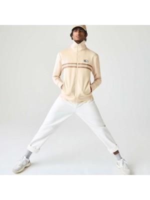 Sweatshirt Lacoste SH0167 056 Naturel Clair